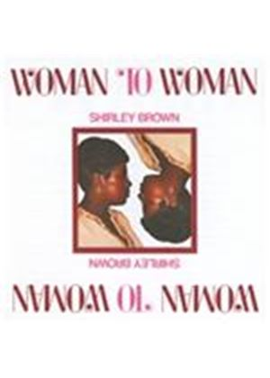 Shirley Brown - Woman to Woman [Remastered] (Music CD)