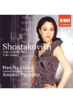 Shostakovich: Cello Concerto No 1; Cello Sonata