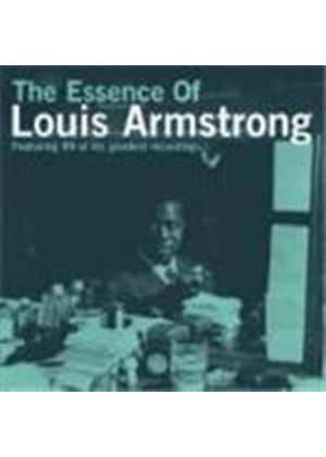 Louis Armstrong - Essence Of Louis Armstrong, The