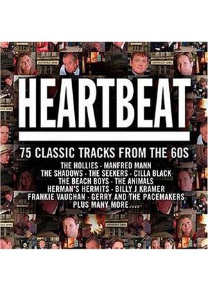 Various Artists - Heartbeat: 75 Classic Tracks from the 60s (Music CD)