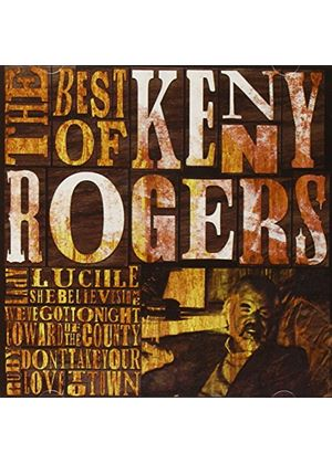 Kenny Rogers - The Best Of Kenny Rogers (Music CD)