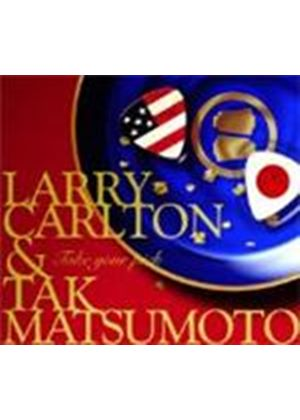 Larry Carlton - Take Your Pick (Music CD)