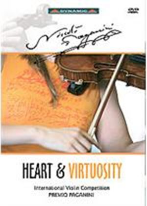 Paganini - Heart And Virtuosity - 51St International Violin Competition