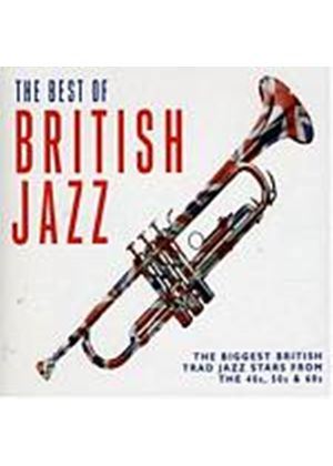 Various Artists - The Best Of British Jazz (Music CD)