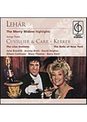 Franz Lehar - The Merry Widow, The Lilac Domino (Collins) (Music CD)