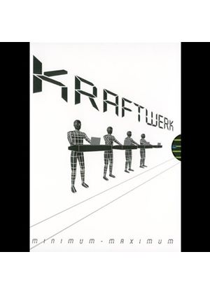 Kraftwerk: Minimum Maximum (Music 2DVD)