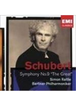Simon Rattle - SCHUBERT: SYMPHONY NO.9 'THE GREAT'