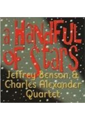 Jeffrey Benson & Charles Alexander Quartet - Handful Of Stars, A