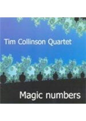 Tim Collinson Quartet - MAGIC NUMBERS