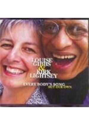 Louise Gibbs/Kirk Lightsey - Everybody's Song But Our Own