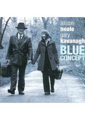 Alison Neale And Gary Kavanagh - Blue Concept