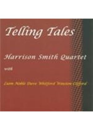 Harrison Smith Quartet - Telling Tales (Music CD)