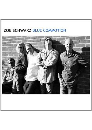 Zoe Schwarz - Blue Commotion (Music CD)