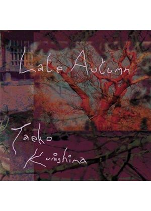Taeko Kunishima - Late Autumn (Music CD)