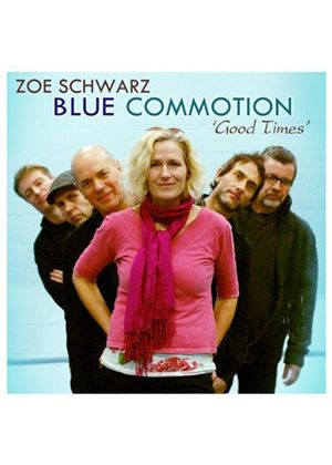 Blue Commotion - Good Times (Music CD)
