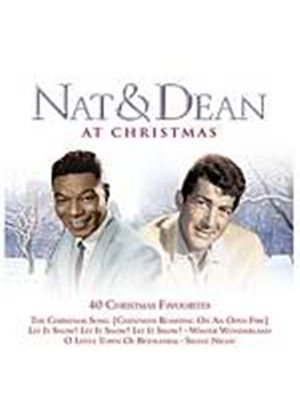 Nat King Cole And Dean Martin - Nat And Dean At Christmas (Music CD)