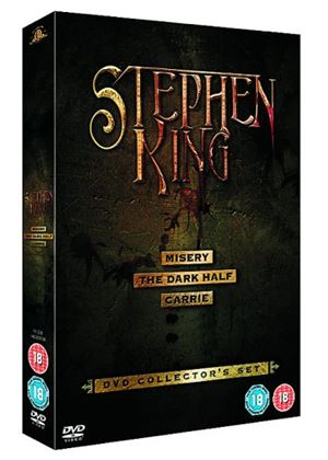 Stephen King Collection (Three Discs) (Box Set)