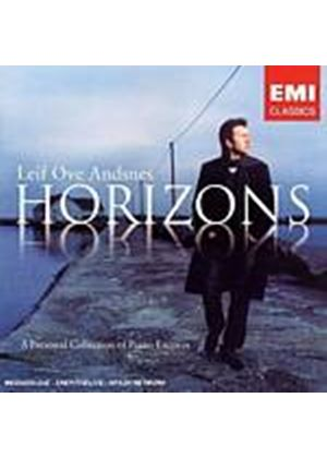 Leif Ove Andsnes - Horizons - A Personal Collection Of Piano Encores (Music CD)
