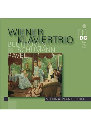 Vienna Piano Trio Live! (Music CD)