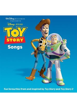 Disney Songs - Toy Story Songs (Music CD)
