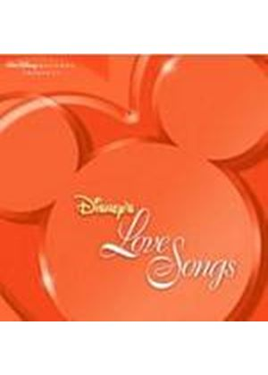 Disney Songs - Disney Love Songs (Music CD)