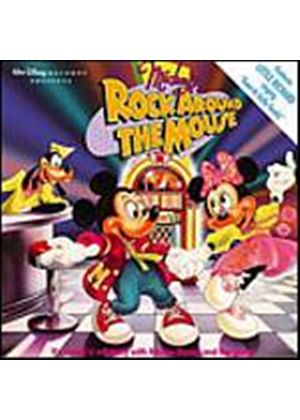 Disney Songs - Rock Around The Mouse (Music CD)