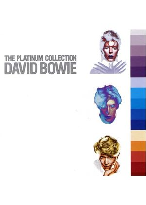 David Bowie - Platinum Collection (3 CD) (Music CD)