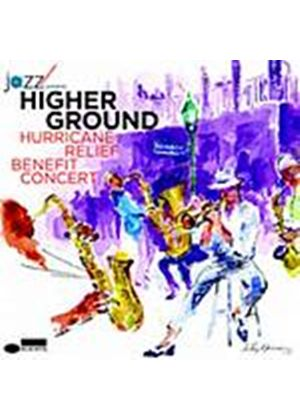 Various Artists - Higher Ground - Hurricane Relief Benefit Concert (Music CD)