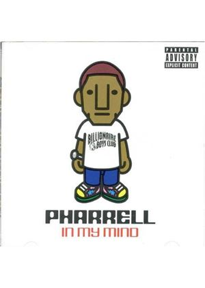 Pharrell - In My Mind [Explicit] [Australian Import]