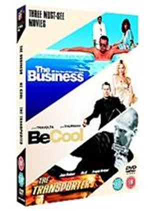 The Business / Be Cool / The Transporter (3 Discs) (Box Set)