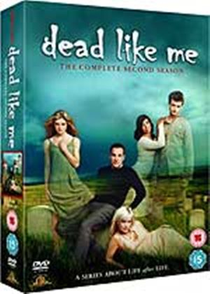 Dead Like Me Series 2 (Box Set) (4 Discs)