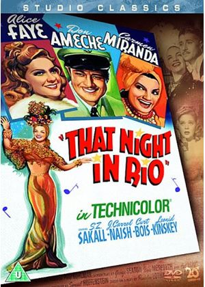 That Night In Rio (DVD)
