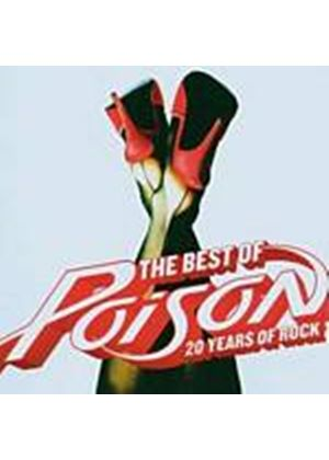 Poison - Best Of, The - 20 Years Of Rock [CD + DVD] (Music CD)