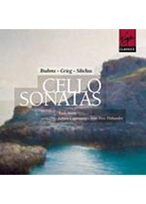 Johannes Brahms - Cello Sonatas (Mork) (Music CD)