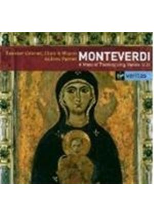 Monteverdi: Solemn Mass for the Feast of St Maria della Salute
