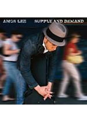 Amos Lee - Supply And Demand (Music CD)
