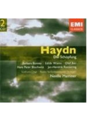 Haydn - DIE SCHOEPFUNG / MARRINER 2CD