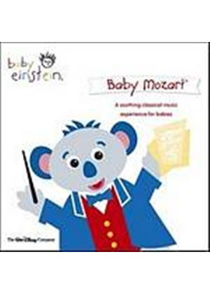 The Baby Einstein Music Box Orchestra - Baby Einstein: Baby Mozart (Music CD)
