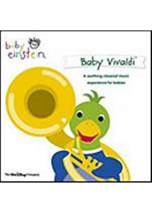 The Baby Einstein Music Box Orchestra - Baby Einstein: Baby Vivaldi (Music CD)