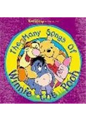 Various Artists - Many Songs Of Winnie The Pooh, The