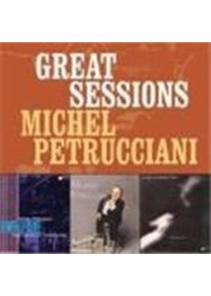 Michel Petrucciani - Great Sessions (Michel Plays Petrucciani/Power Of Three/Playground)