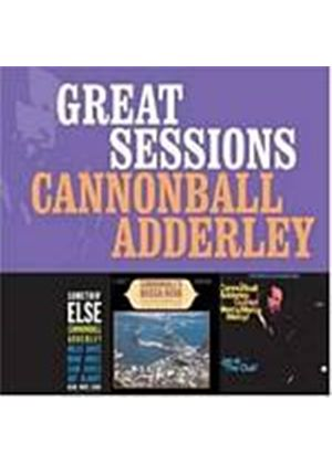Cannonball Adderley - Great Sessions (Music CD)