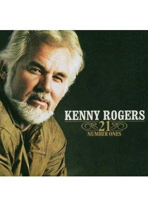 Kenny Rogers - Number Ones (Remastered) (Music CD)