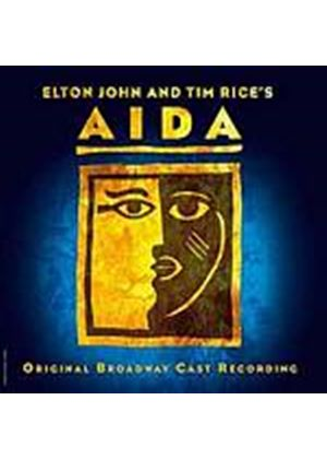 Original Broadway Cast Recording - Aida (John, Rice) (Music CD)