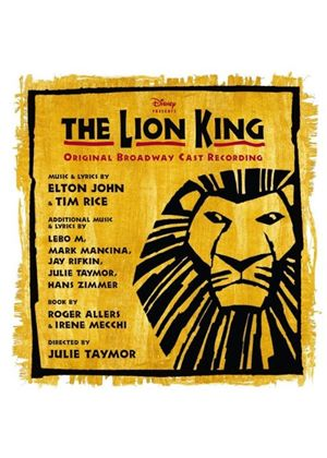 Original Broadway Cast Recording - The Lion King (Music CD)