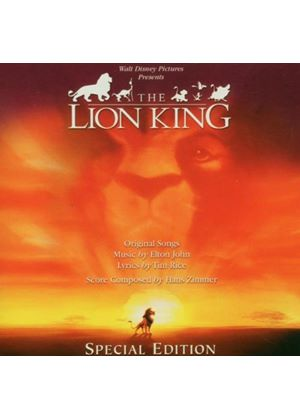 Original Soundtrack - The Lion King [Special Edition] (Music CD)