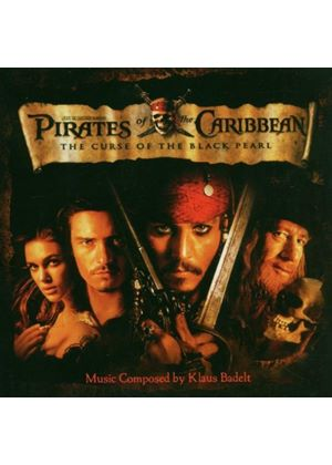 Klaus Badelt - Pirates Of The Caribbean - The Curse Of The Black Pearl