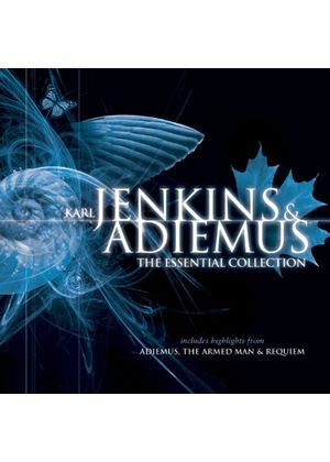 Karl Jenkins And Adiemus - The Essential Collection (Music CD)
