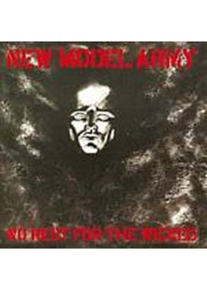 New Model Army - No Rest For The Wicked (Music CD)
