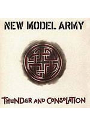 New Model Army - Thunder And Consolation (Music CD)